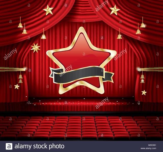 red-sipario-di-un-palcoscenico-con-star-sedi-e-copia-di-spazio-illustrazione-vettoriale-teatro-opera-o-il-cinema-scena-luce-su-un-pavimento-m3c061
